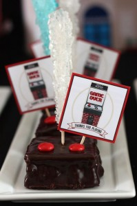 Wreck-It Ralph Party via Kara's Party Ideas | Kara'sPartyIdeas.com #WreckItRalph #Party Planning #Ideas (8)