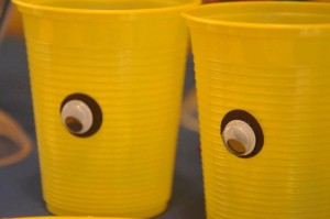 Despicable Me Minion Party via Kara's Party Ideas Kara'sPartyIdeas.com #Minion #PartyIdeas #Supplies (34)