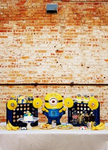 Despicable Me Minion Playdate Party via Kara's Party Ideas #minions #Playdate #DespicableMe #PartyIdea #PartyDecorations (37)
