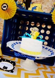 Despicable Me Minion Playdate Party via Kara's Party Ideas #minions #Playdate #DespicableMe #PartyIdea #PartyDecorations (35)