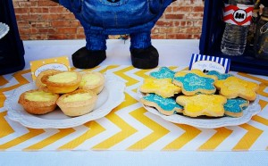 Despicable Me Minion Playdate Party via Kara's Party Ideas #minions #Playdate #DespicableMe #PartyIdea #PartyDecorations (30)