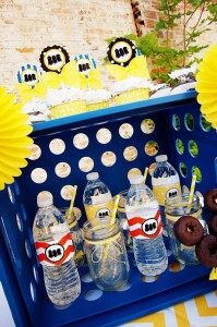 Despicable Me Minion Playdate Party via Kara's Party Ideas #minions #Playdate #DespicableMe #PartyIdea #PartyDecorations (28)