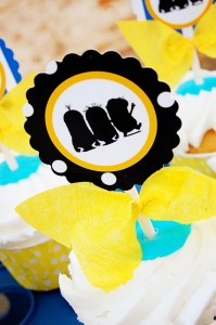 Despicable Me Minion Playdate Party via Kara's Party Ideas #minions #Playdate #DespicableMe #PartyIdea #PartyDecorations (25)