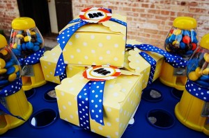 Despicable Me Minion Playdate Party via Kara's Party Ideas #minions #Playdate #DespicableMe #PartyIdea #PartyDecorations (8)