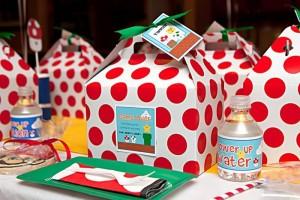Mario Gamer Party via Kara's Party Ideas #Mario #VideoGames #PartyIdea #PartyDecorations (12)