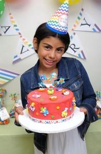 Ella Vanilla Cake Kits PROMO CODE via KarasPartyIdeas.com #CakeKits #EllaVanilla #PartySupplies (28)
