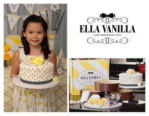 Ella Vanilla Cake Kits PROMO CODE via KarasPartyIdeas.com #CakeKits #EllaVanilla #PartySupplies (23)