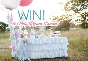 $375 Party of your Dreams Giveaway via Kara's Party Ideas #Giveaway #PartySupplies #ItsyBelle (3)