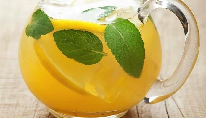 Kara S Party Ideas Pineapple Lemonade Punch Drink Recipe