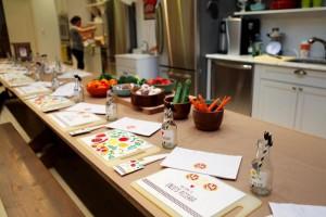 Pizza Themed Birthday Party with REALLY CUTE IDEAS via Kara's Party Ideas Kara'sPartyIdeas.com #PizzaParty #Ideas #Supplies #Baking #Chef (28)