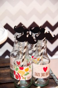 Pizza Themed Birthday Party with REALLY CUTE IDEAS via Kara's Party Ideas Kara'sPartyIdeas.com #PizzaParty #Ideas #Supplies #Baking #Chef (27)