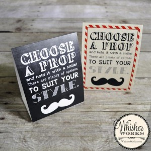 $150 Photo Prop Giveaway from Whisker Works on Kara's Party Ideas #PhotoBooth #Props #PartySupplies #giveaway (5)