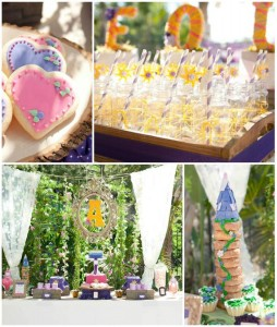 Rapunzel + Tangled Party with Lots of CUTE Ideas via Kara's Party Ideas | Kara'sPartyIdeas.com #Disney #Tangled #Party #Ideas #Supplies (1)