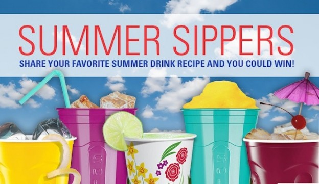 Solo Cup Gift Pack Giveaway via Kara's Party Ideas Summer Sipper Contest  2