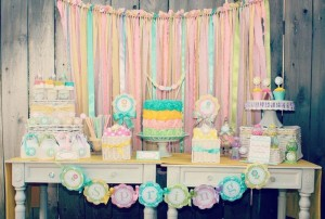 Summer Bliss Party via Kara's Party Ideas | Kara'sPartyIdeas.com #Summertime #Soiree #Party #Ideas #Supplies (9)