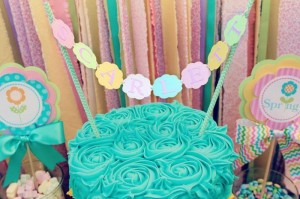 Summer Bliss Party via Kara's Party Ideas | Kara'sPartyIdeas.com #Summertime #Soiree #Party #Ideas #Supplies (8)