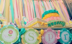 Summer Bliss Party via Kara's Party Ideas | Kara'sPartyIdeas.com #Summertime #Soiree #Party #Ideas #Supplies (6)