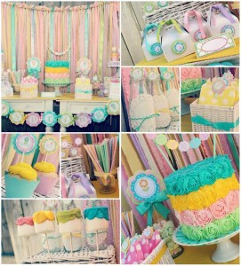 Summer Bliss Party FULL of DARLING IDEAS via Kara's Party Ideas | Kara'sPartyIdeas.com #Summertime #Soiree #Party #Ideas #Supplies (1)