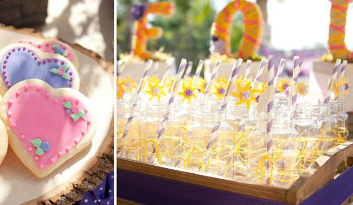 Kara S Party Ideas Rapunzel Tangled Party Planning Ideas