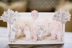 Chic Alice in Wonderland Wedding with Lots of REALLY CUTE Ideas via Kara's Party Ideas   Kara'sPartyIdeas.com #MadHatter #Chic #Party #DessertTable #Ideas #Supplies (21)