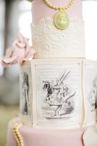 Chic Alice in Wonderland Wedding with Lots of REALLY CUTE Ideas via Kara's Party Ideas | Kara'sPartyIdeas.com #MadHatter #Chic #Party #DessertTable #Ideas #Supplies (12)