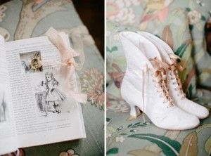 Chic Alice in Wonderland Wedding with Lots of REALLY CUTE Ideas via Kara's Party Ideas | Kara'sPartyIdeas.com #MadHatter #Chic #Party #DessertTable #Ideas #Supplies (10)