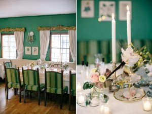 Chic Alice in Wonderland Wedding with Lots of REALLY CUTE Ideas via Kara's Party Ideas | Kara'sPartyIdeas.com #MadHatter #Chic #Party #DessertTable #Ideas #Supplies (2)