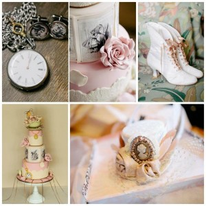Chic Alice in Wonderland Wedding with Lots of REALLY CUTE Ideas via Kara's Party Ideas | Kara'sPartyIdeas.com #MadHatter #Chic #Party #DessertTable #Ideas #Supplies (1)