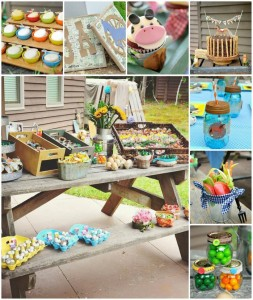 Antique Vintage Farm Party with REALLY CUTE IDEAS via Kara's Party Ideas | Kara'sPartyIdeas.com #Barnyard #PartyIdeas #Supplies (1)