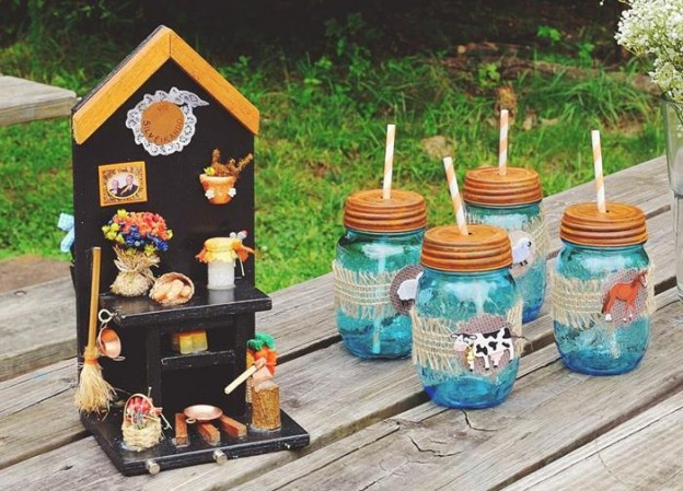 Antique Vintage Farm Party via Kara's Party Ideas | Kara'sPartyIdeas.com #Barnyard #PartyIdeas #Supplies (85)