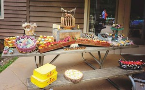 Antique Vintage Farm Party via Kara's Party Ideas | Kara'sPartyIdeas.com #Barnyard #PartyIdeas #Supplies (11)