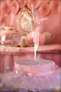 Pink Ballerina Birthday Party via Kara's Party Ideas | Kara'sPartyIdeas.com #Ballet #PartyIdeas #Supplies #Girl #Pink (7)