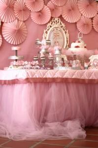 Pink Ballerina Birthday Party via Kara's Party Ideas | Kara'sPartyIdeas.com #Ballet #PartyIdeas #Supplies #Girl #Pink (5)