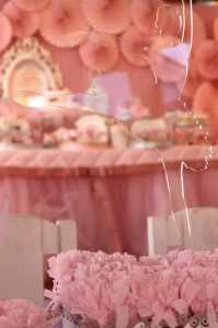 Pink Ballerina Birthday Party via Kara's Party Ideas | Kara'sPartyIdeas.com #Ballet #PartyIdeas #Supplies #Girl #Pink (4)
