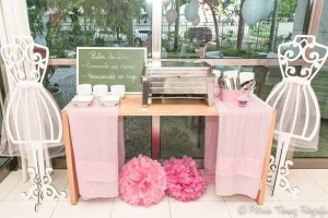 Ballet Themed 1st Birthday Party via Kara's Party Ideas Kara'sPartyIdeas.com #Ballerina #PartyIdeas #Pink #Supplies #BalletCake (37)