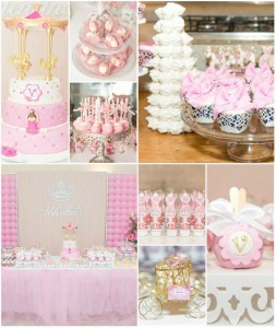 Ballet Themed 1st Birthday Party with SO MANY DARLING IDEAS via Kara's Party Ideas Kara'sPartyIdeas.com #Ballerina #PartyIdeas #Pink #Supplies #BalletCake (1)