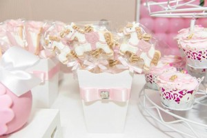 Ballet Themed 1st Birthday Party via Kara's Party Ideas Kara'sPartyIdeas.com #Ballerina #PartyIdeas #Pink #Supplies #BalletCake (34)