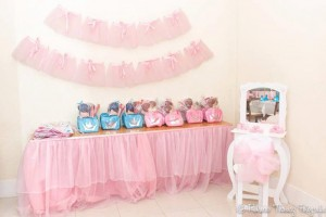 Ballet Themed 1st Birthday Party via Kara's Party Ideas Kara'sPartyIdeas.com #Ballerina #PartyIdeas #Pink #Supplies #BalletCake (28)