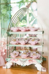 Ballet Themed 1st Birthday Party via Kara's Party Ideas Kara'sPartyIdeas.com #Ballerina #PartyIdeas #Pink #Supplies #BalletCake (22)