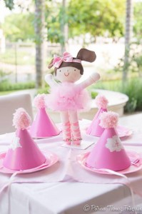 Ballet Themed 1st Birthday Party via Kara's Party Ideas Kara'sPartyIdeas.com #Ballerina #PartyIdeas #Pink #Supplies #BalletCake (12)