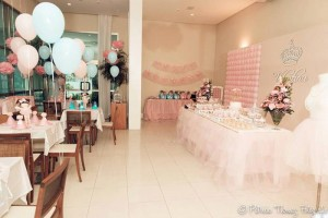 Ballet Themed 1st Birthday Party via Kara's Party Ideas Kara'sPartyIdeas.com #Ballerina #PartyIdeas #Pink #Supplies #BalletCake (11)
