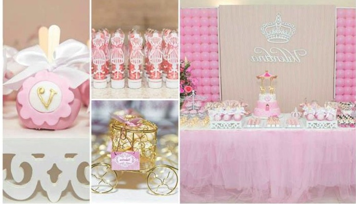 Kara S Party Ideas Dream Ballet 1st Birthday Party