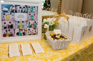 Honeybee Twin 1st Birthday Party via Kara's Party Ideas Kara'sPartyIdeas.com #TwinsBirthdayParty #Bee #Honeybee #Ideas #Supplies #GenderNeutral (19)