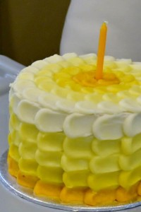Honeybee Twin 1st Birthday Party via Kara's Party Ideas Kara'sPartyIdeas.com #TwinsBirthdayParty #Bee #Honeybee #Ideas #Supplies #GenderNeutral (28)
