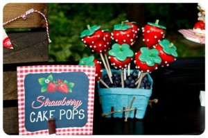Berry Bash via Kara's Party Ideas | Kara'sPartyIdeas.com #SummerSoiree #PartyIdeas #Supplies (36)