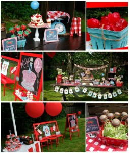 Berry Bash with So Many CUTE Ideas via Kara's Party Ideas | Kara'sPartyIdeas.com #SummerSoiree #PartyIdeas #Supplies (1)