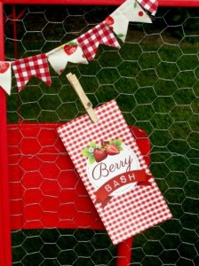 Berry Bash via Kara's Party Ideas | Kara'sPartyIdeas.com #SummerSoiree #PartyIdeas #Supplies (18)