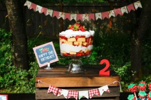 Berry Bash via Kara's Party Ideas | Kara'sPartyIdeas.com #SummerSoiree #PartyIdeas #Supplies (14)