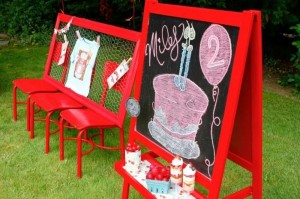 Berry Bash via Kara's Party Ideas | Kara'sPartyIdeas.com #SummerSoiree #PartyIdeas #Supplies (7)