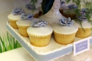 Little Birdie Garden Party via Kara's Party Ideas | Kara'sPartyIdeas.com #TeaParty #BabyShower #Bird #PartyIdeas #Supplies (12)